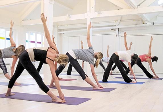Tri Yoga