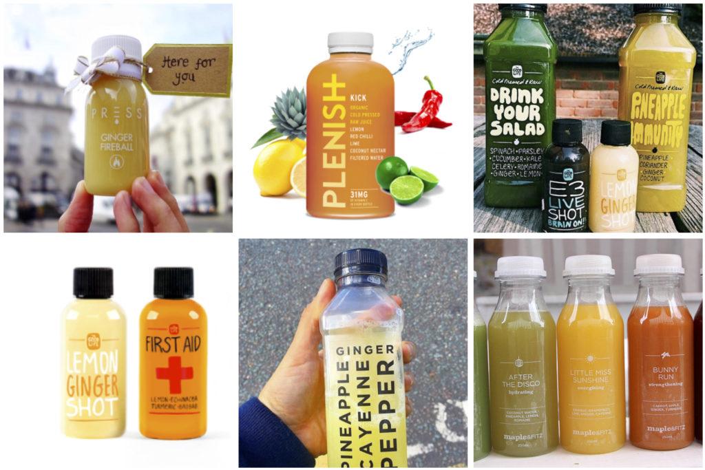 Flu Fighting Juices