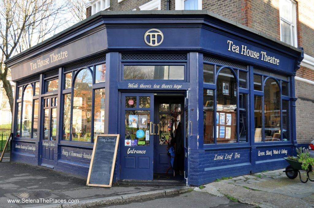 Tea House Theatre