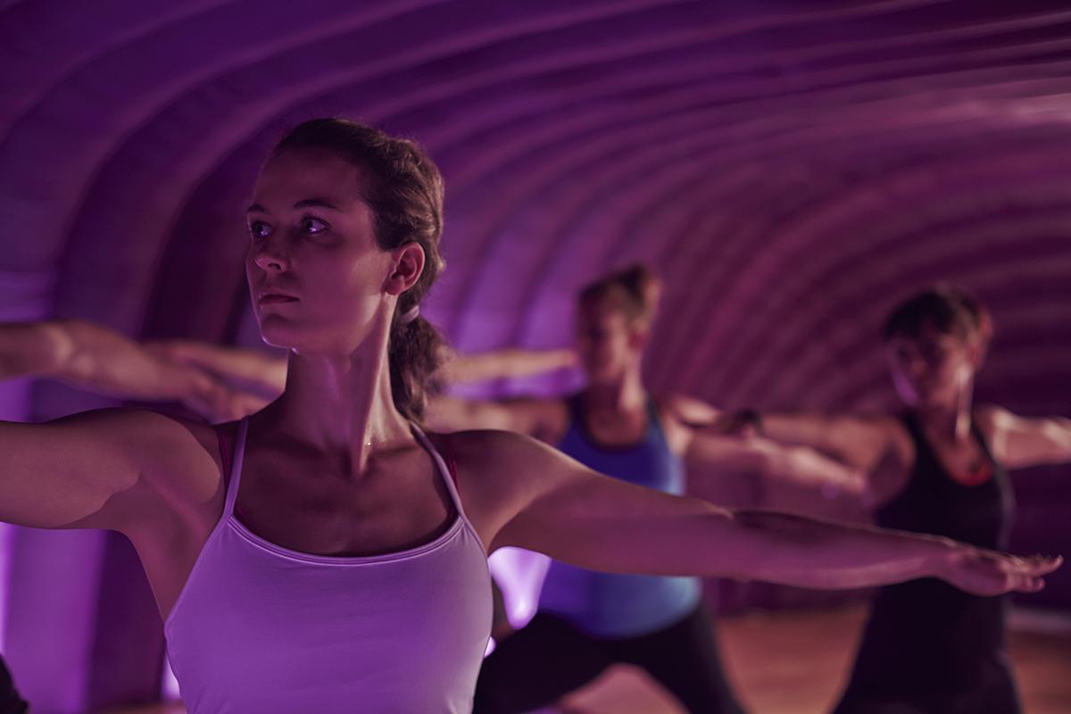 Hotpod Yoga at Eccleston Yards Wellness Weekenders