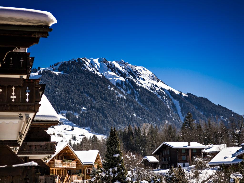 Park Gstaad Winter Retreat