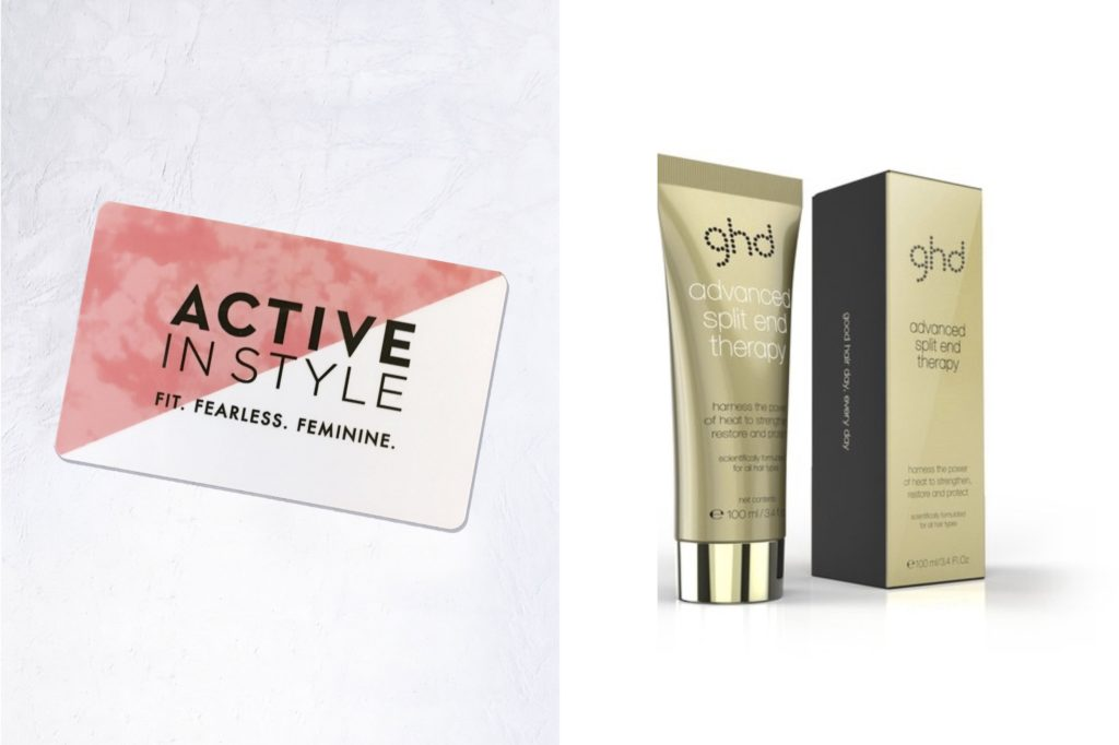 active in style gift card and ghd