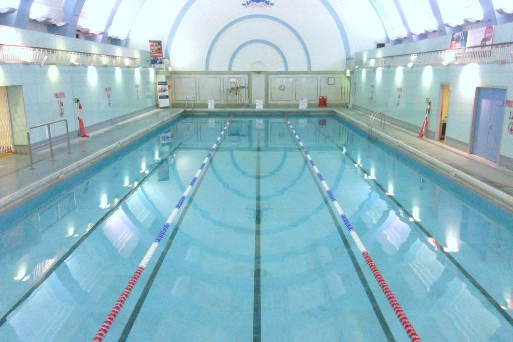 Marshall Leisure Centre