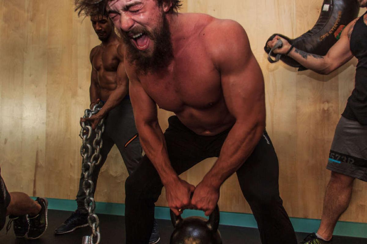 Gymbox Caveman