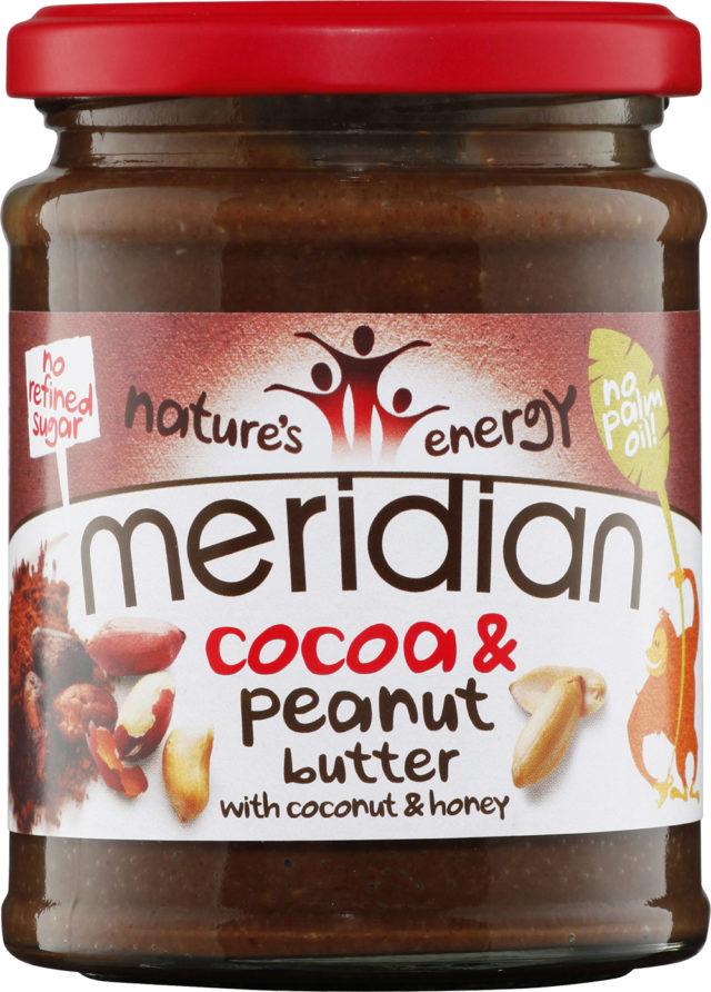 Cocoa Peanut Butter