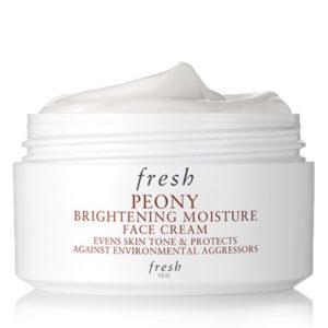 Fresh moisturiser