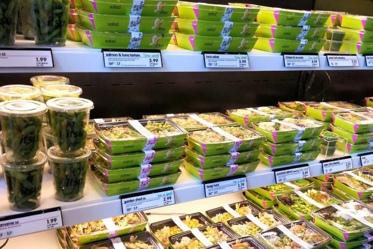 What Would Mindful Chef Eat At Itsu Nandos Pret Dose