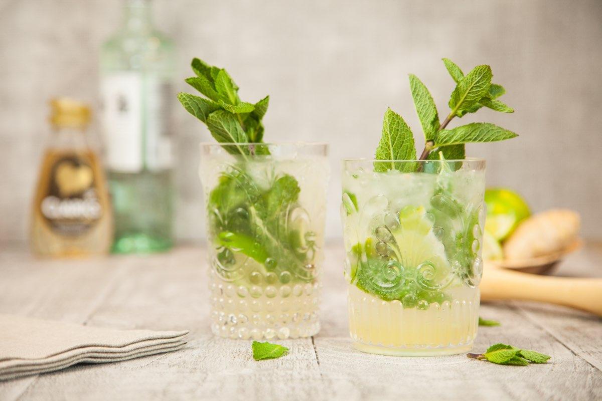 Carob Cocktails