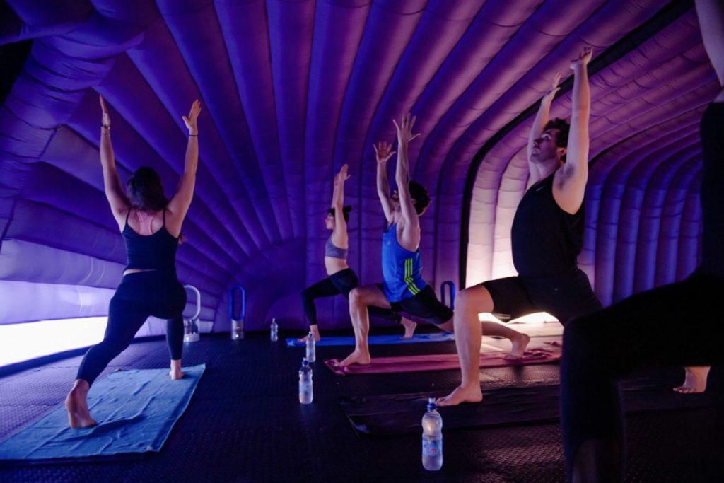 Hotpod Yoga Brixton