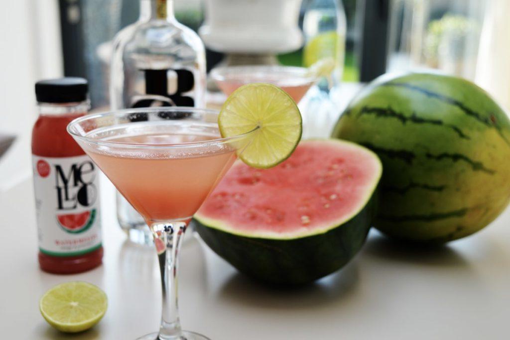 Guilt Free Watermelon Cocktails