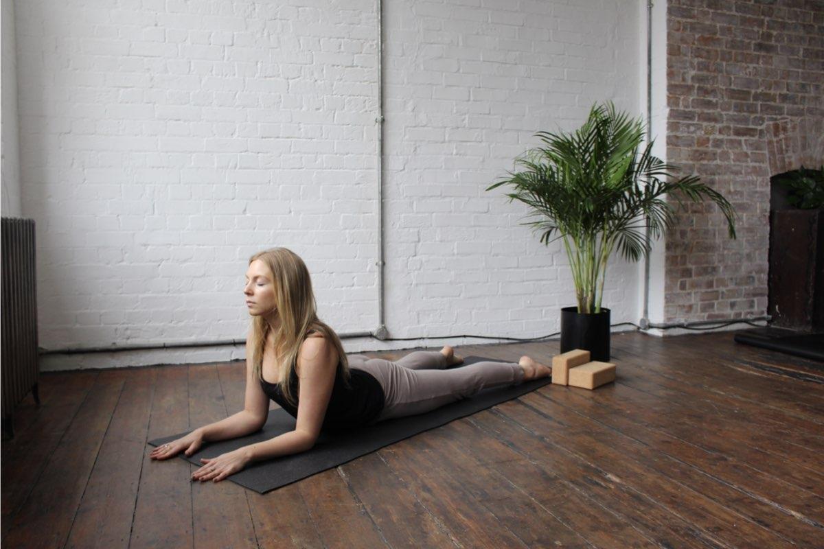 Yoga postures to improve sex