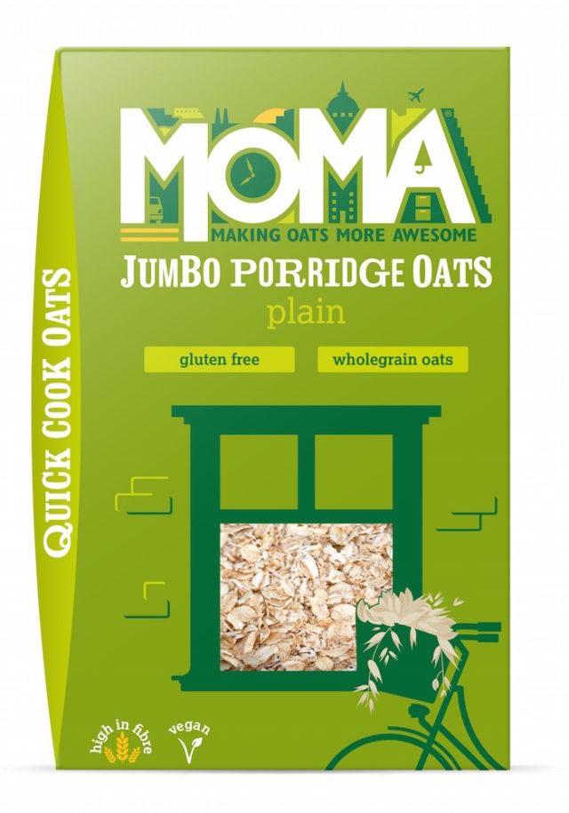 Moma jumbo porridge oats