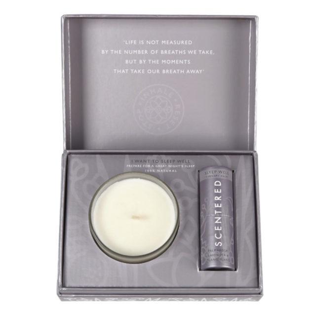 scentered gift set