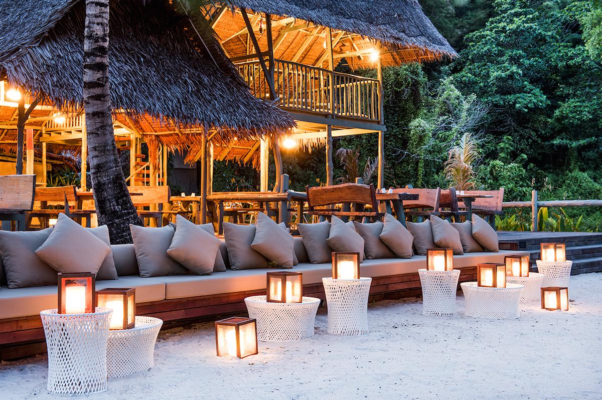 Como hotel phuket, point yamu