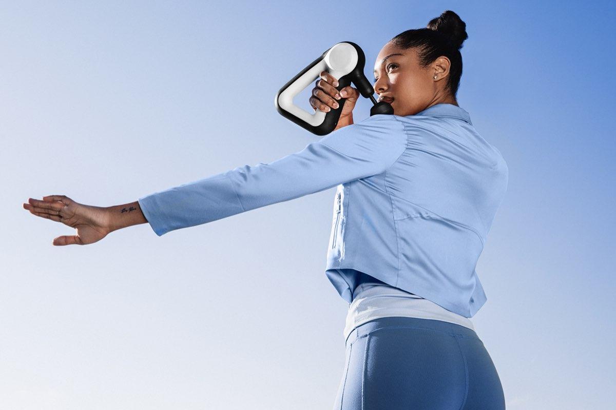 Theragun Massager best home gym equipment
