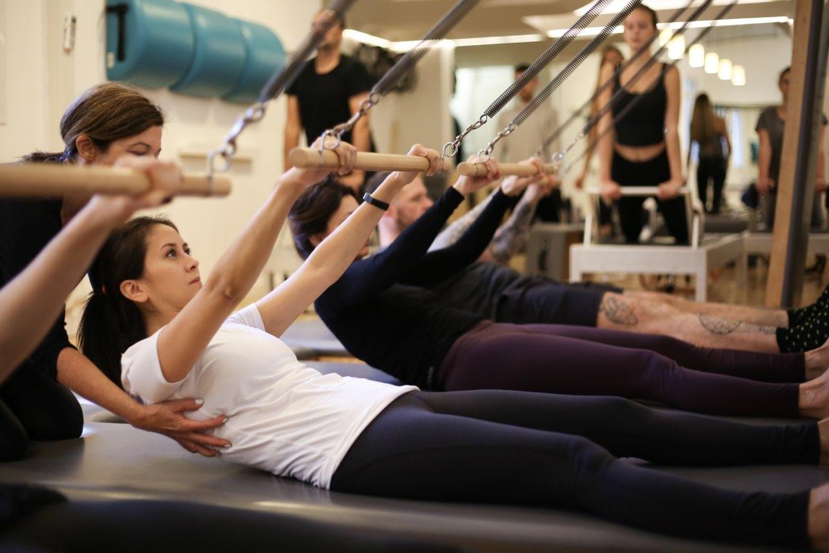 10 Pilates exercises