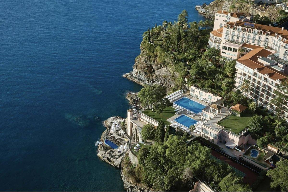 Belmond Reid's Palace, Madeira - active holiday