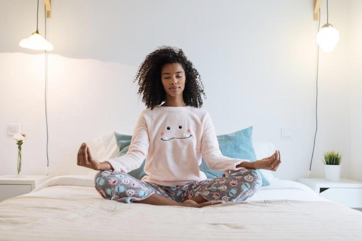 stress head? meditate more