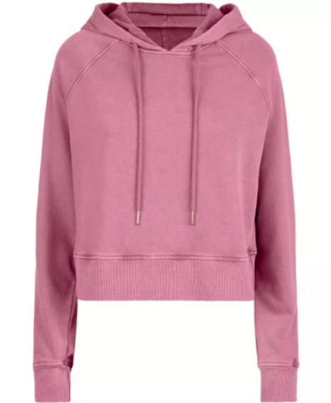 sweaty betty Garudasana Cropped Hooded Sweatshirt