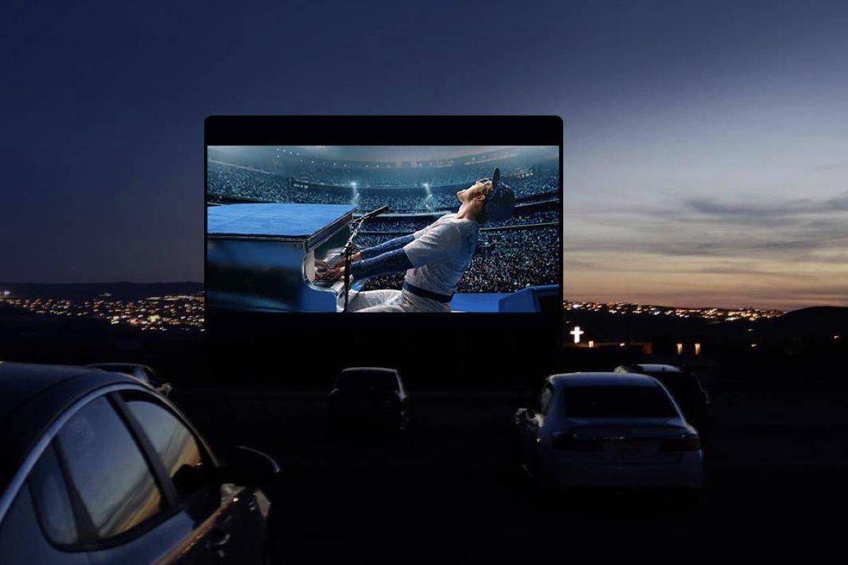 LUNA Outdoor cinema