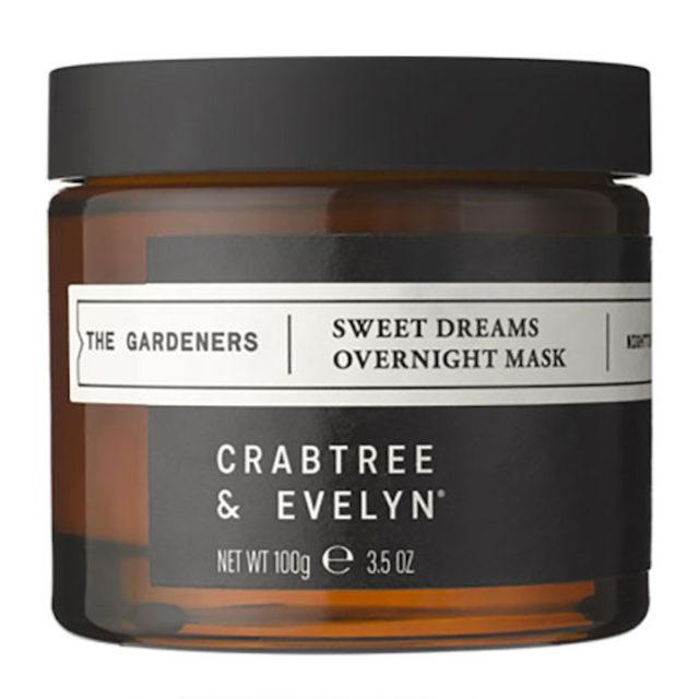 Crabtree & Evelyn overnight mask