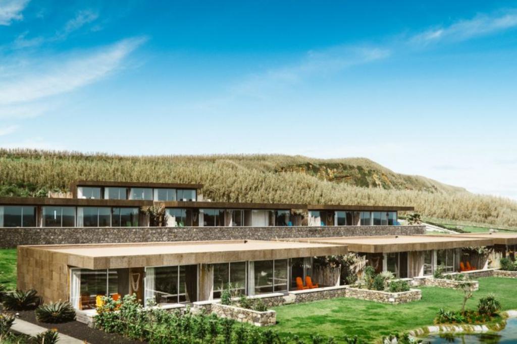Santa Bárbara Eco-Beach Resort - Azores