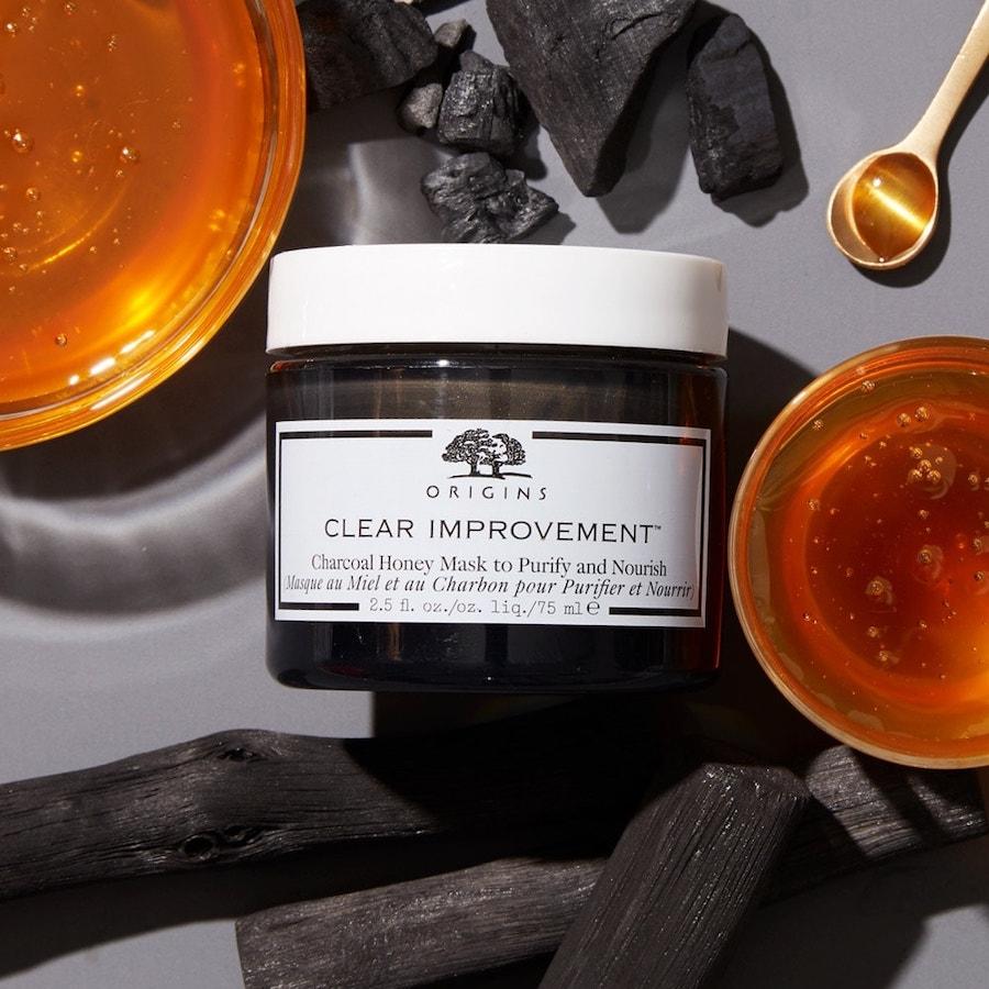 Origins Charcoal Honey Mask To Purify & Nourish