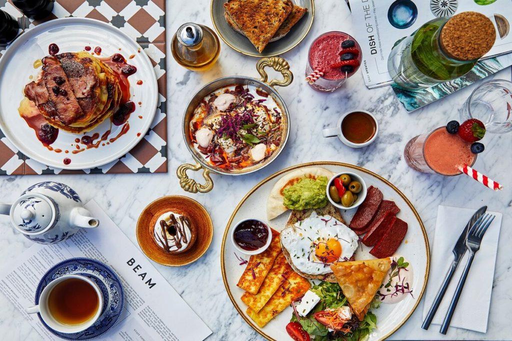 London's best brunches this September