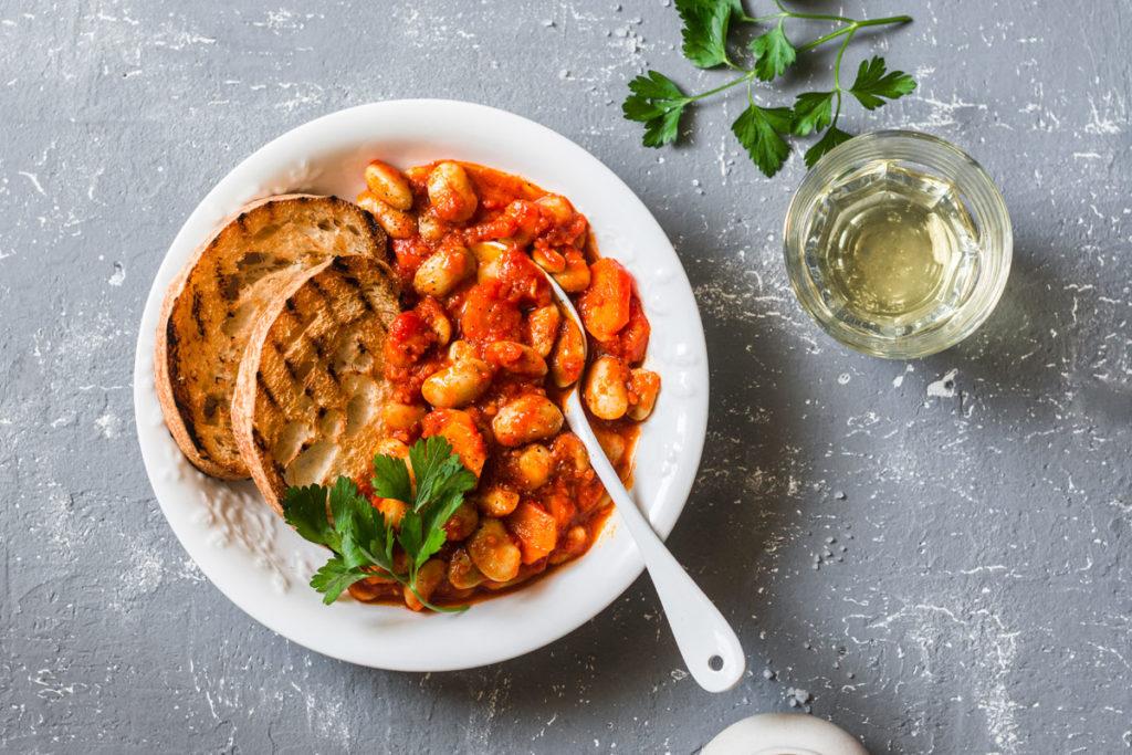 Smokey Butter Beans recipe
