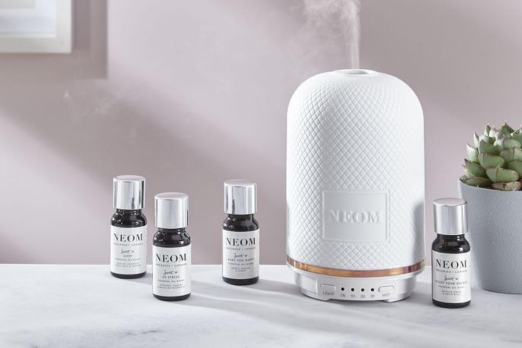 neom wellbeing pod modern aromatherapy