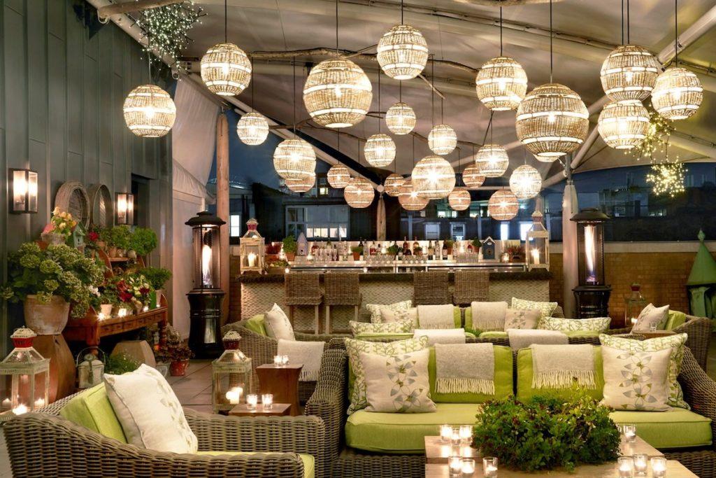 Ham Yard hotel review