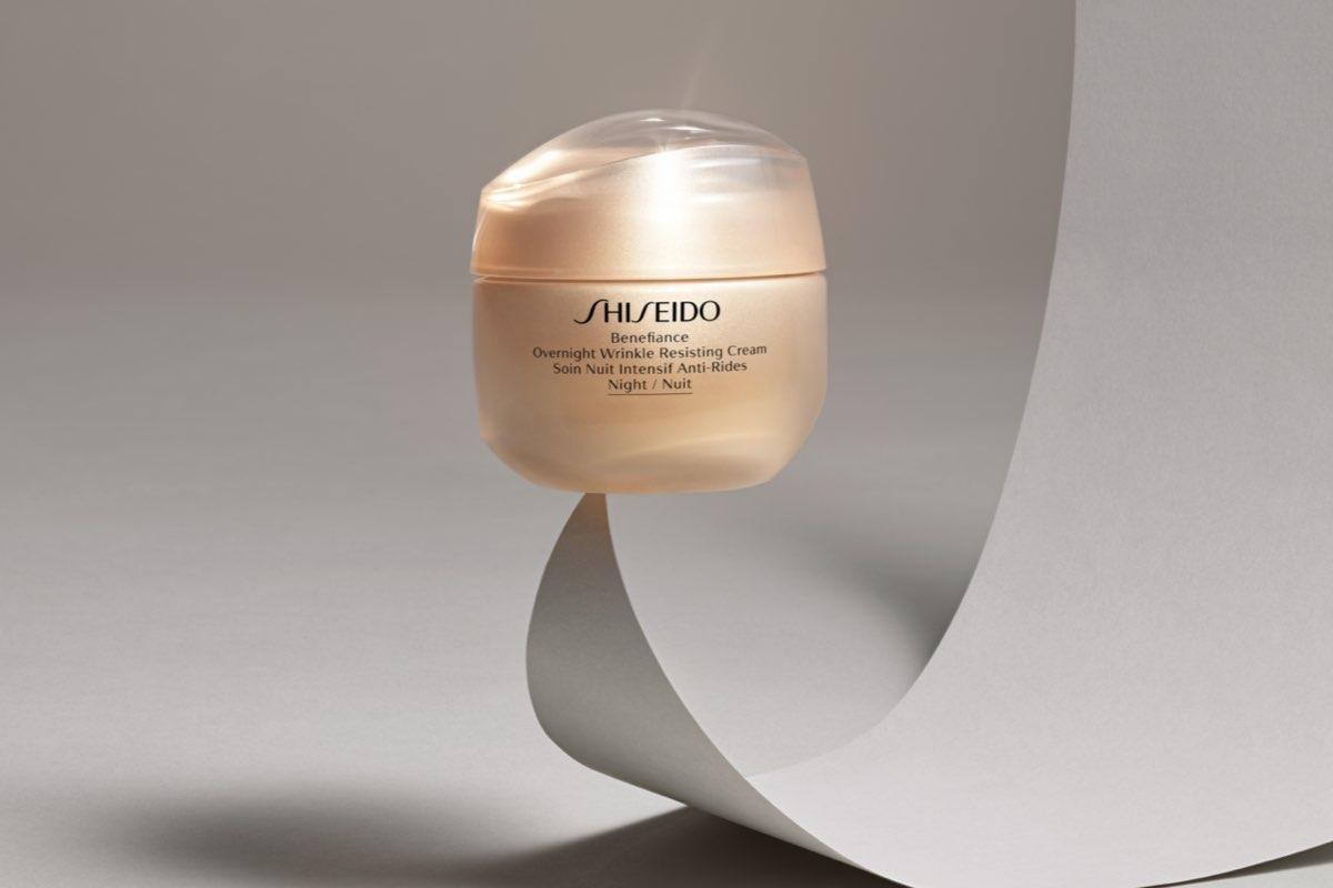 Benefiance Overnight Wrinkle Resisting Cream by Shiseido