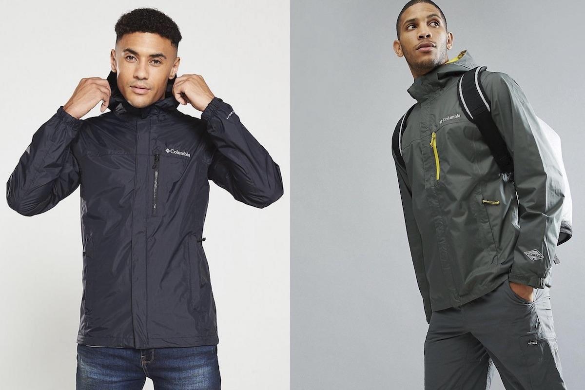 colombia jacket waterproof