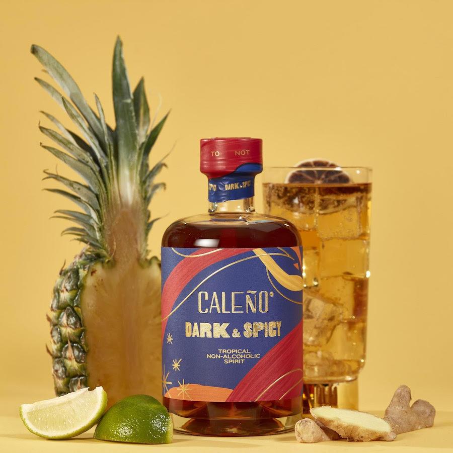 caleno dark and spicy