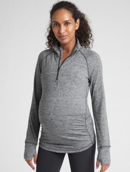 GapFit maternity leggings