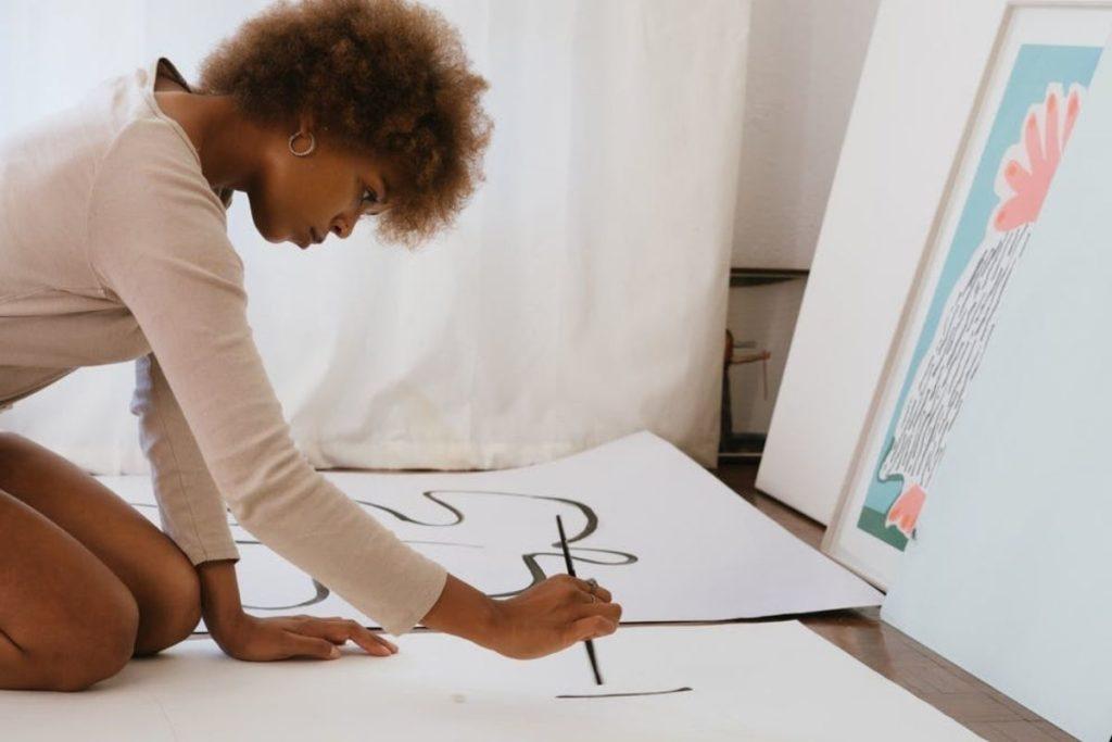 develop your creative practice