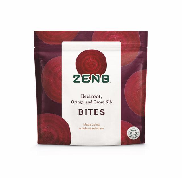 ZENB Beetroot Bites