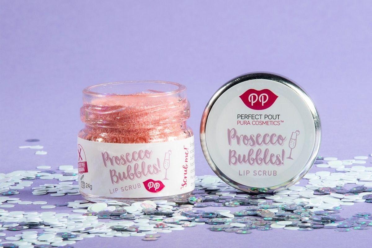 Prosecco Bubbles Lip Exfoliator