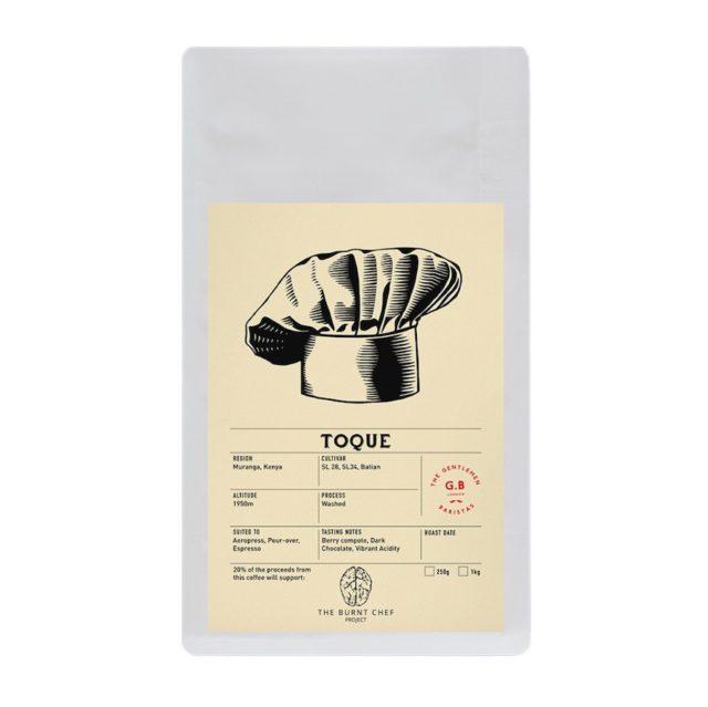 Toque Hat Coffee