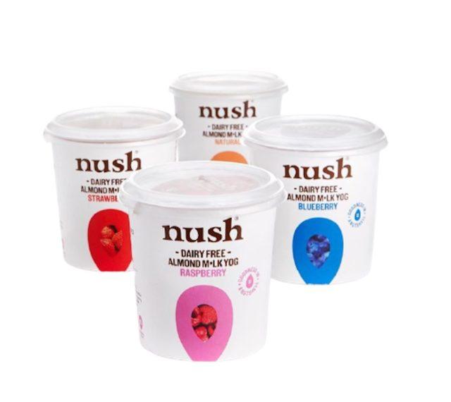 nush yogurts