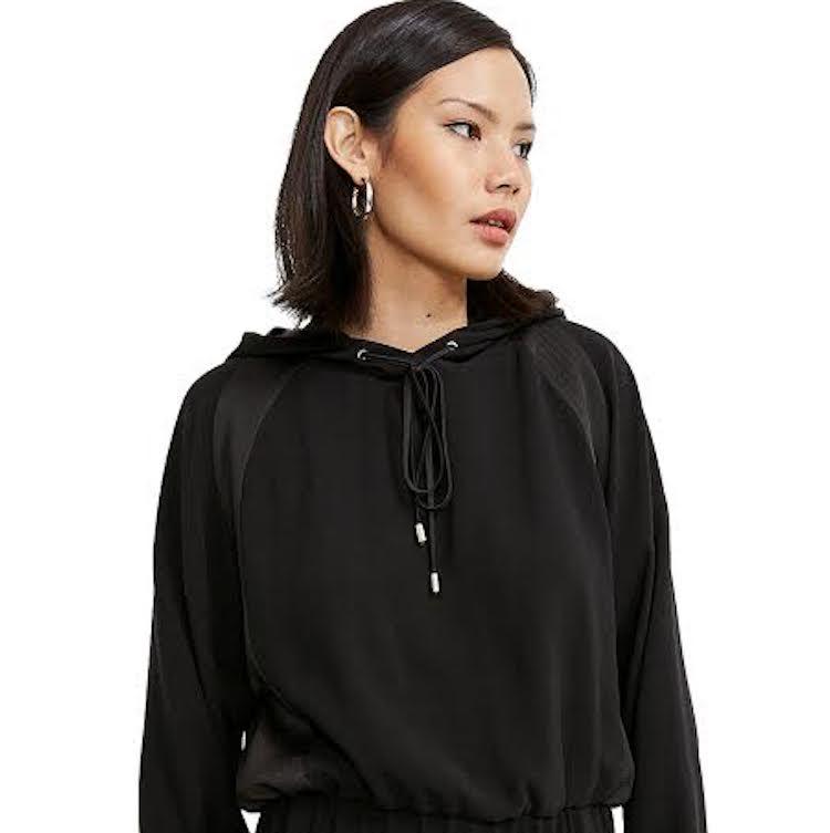 Karen Millen hooded top