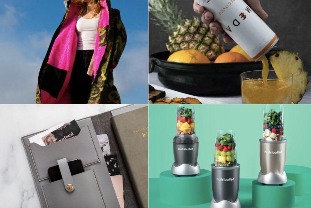 Lockdown wellness products