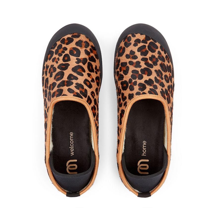 mahabis leopard print slippers