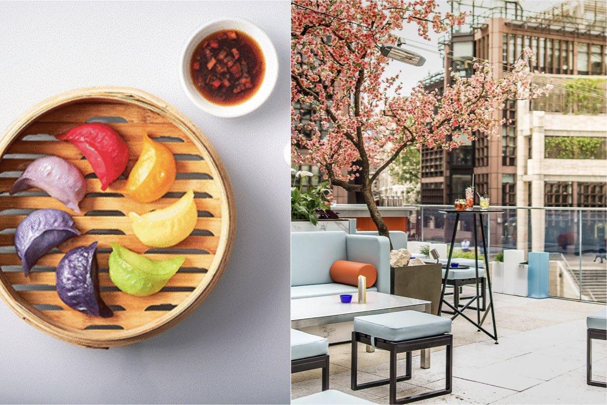 Best outdoor restaurants in London to book now