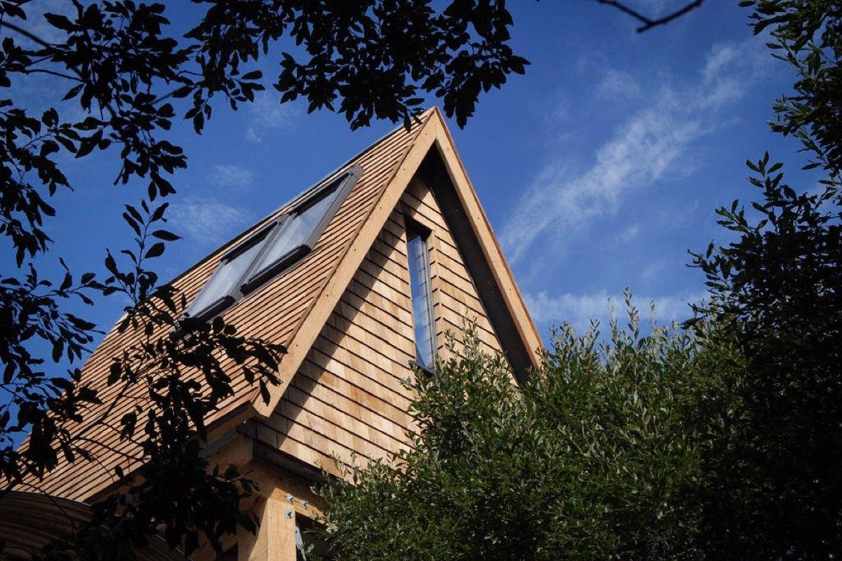 Sky Den - best treehouse breaks