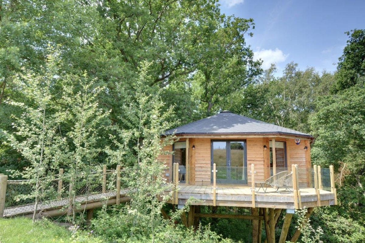 The Oakey Koakey Treehouse - best treehouse breaks