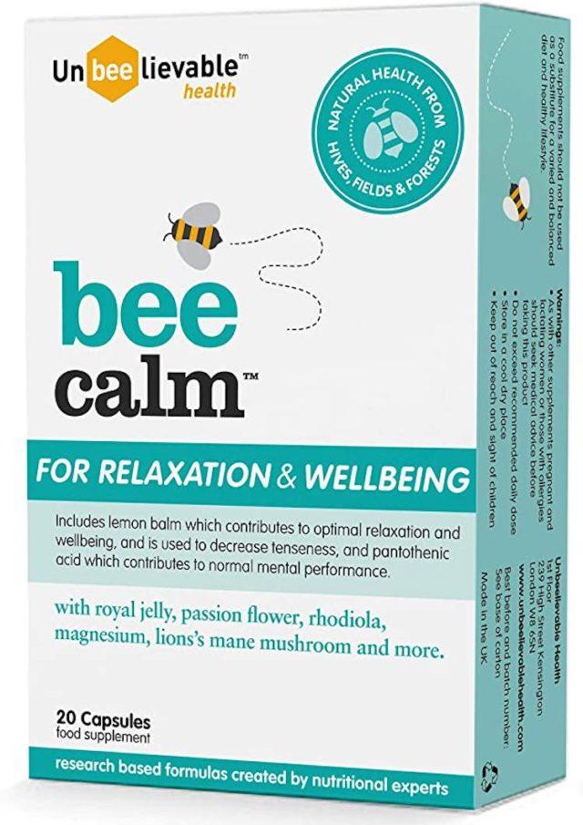 Bee Calm by Unbeelieveable Health