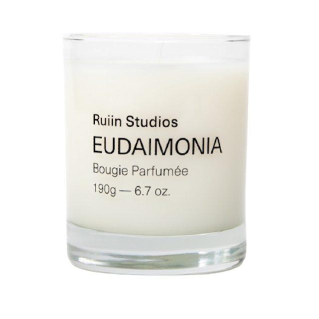 Eudaimonia plastic free Candle