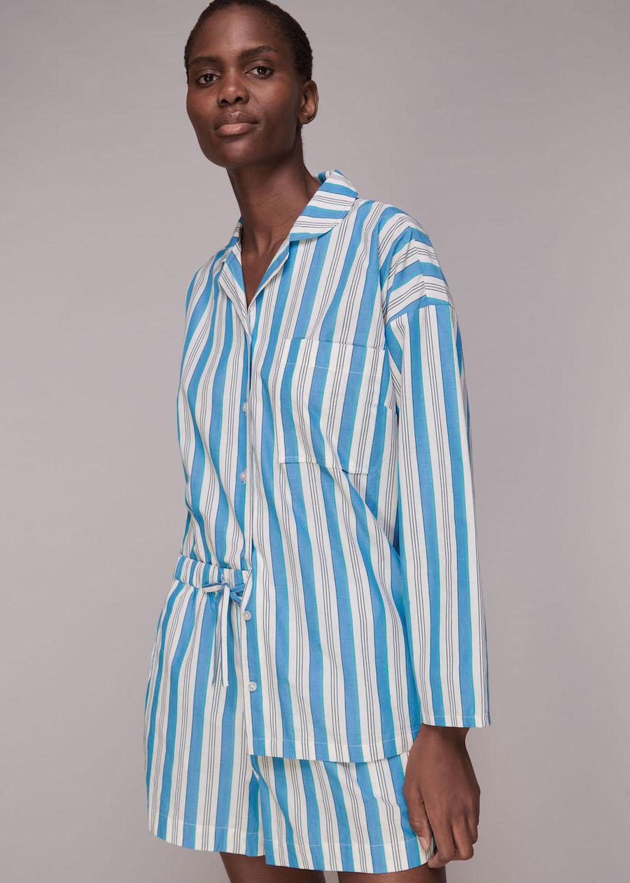 Whistles Stripe Pyjamas