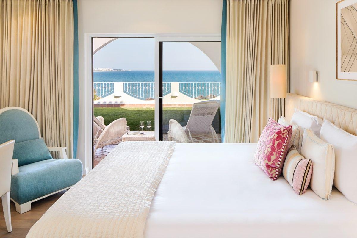 rooms at vila vita parc resort & spa